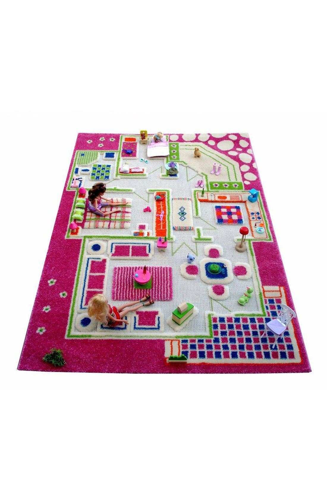 Main Image - LUCA AND CO 'Playhouse' Play Rug