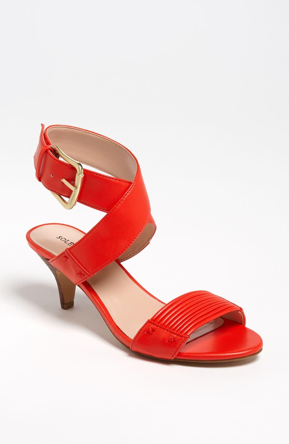Alternate Image 1 Selected - Sole Society 'Penelope' Sandal