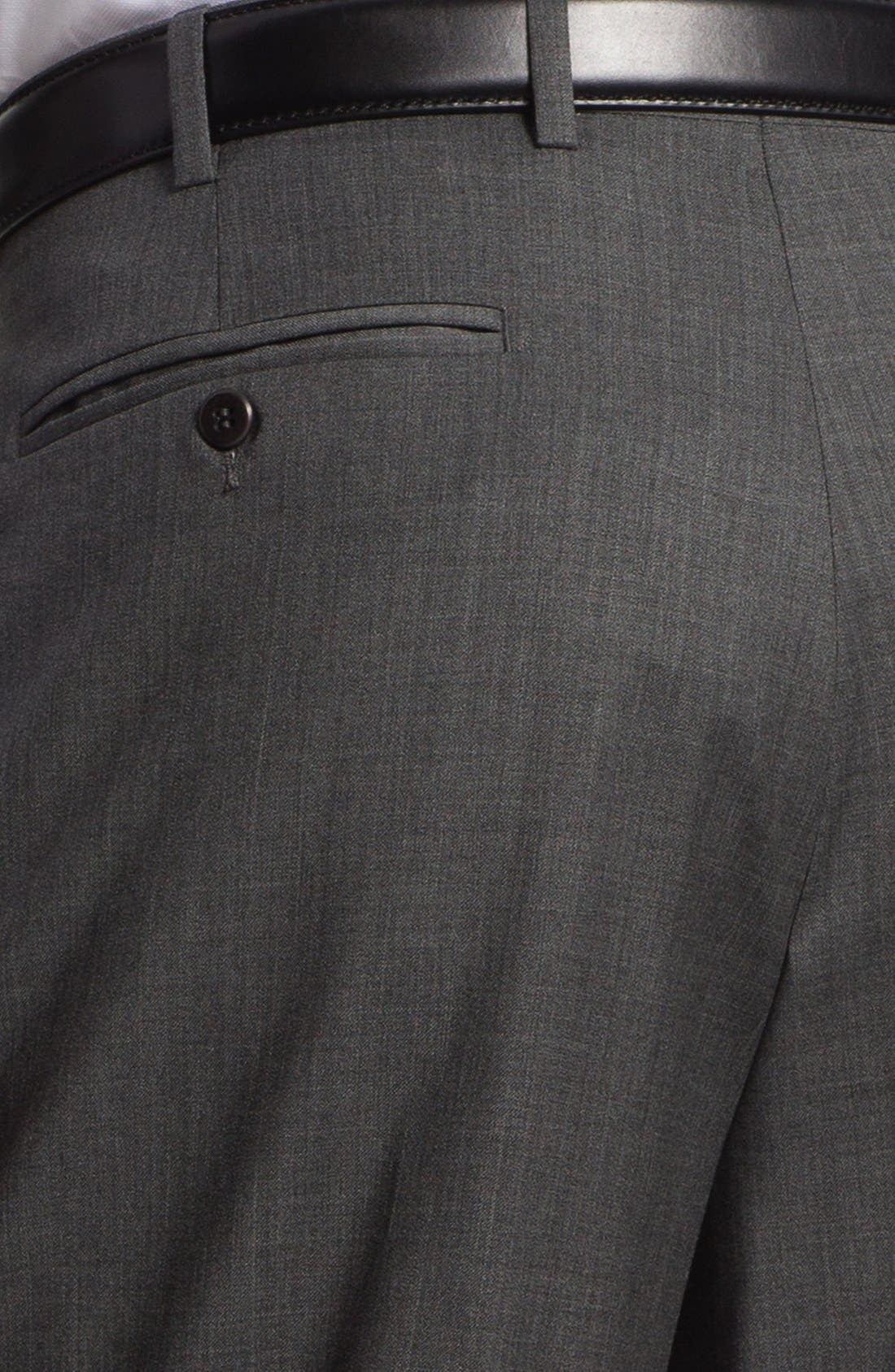 Alternate Image 3  - Zanella 'Bennett' Pleated Trousers