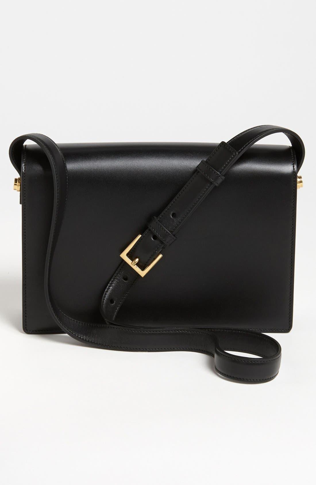 Alternate Image 4  - Saint Laurent 'Lulu Classique' Leather Shoulder Bag