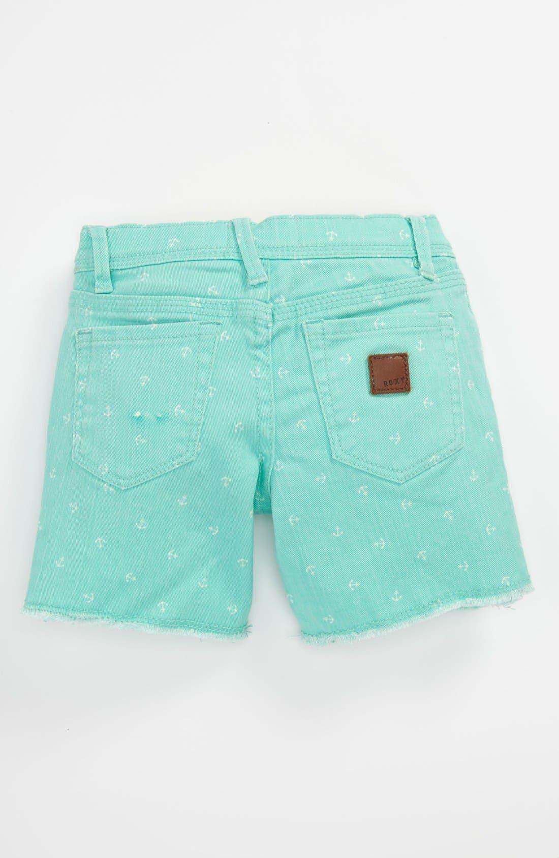 Alternate Image 1 Selected - 'Long Trippers' Bermuda Shorts (Little Girls)