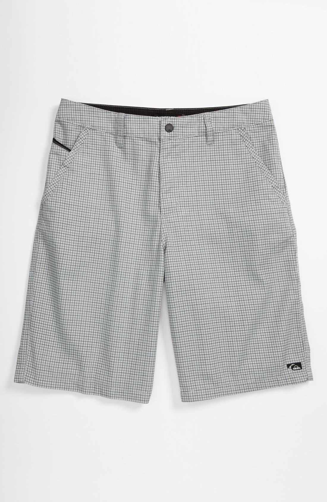 Alternate Image 1 Selected - Quiksilver 'All In' Shorts (Little Boys)