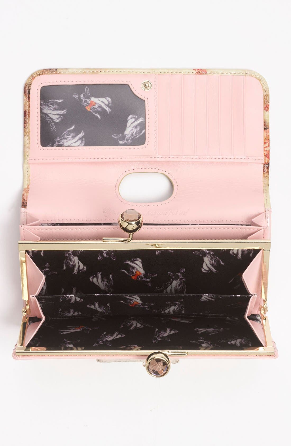 Alternate Image 2  - Ted Baker London 'Busy Bee' Matinee Wallet