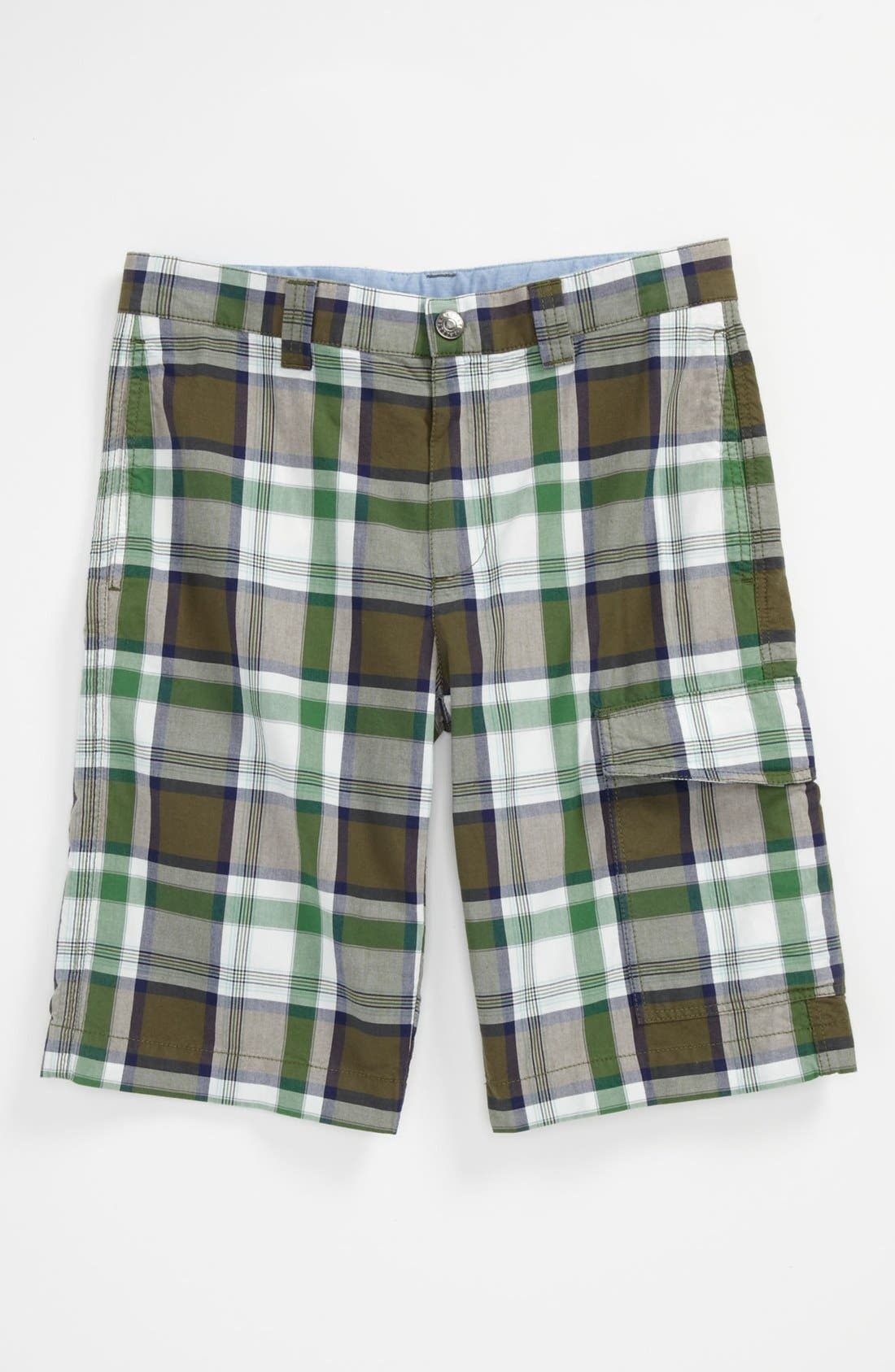 Main Image - Lacoste Bermuda Shorts (Big Boys)