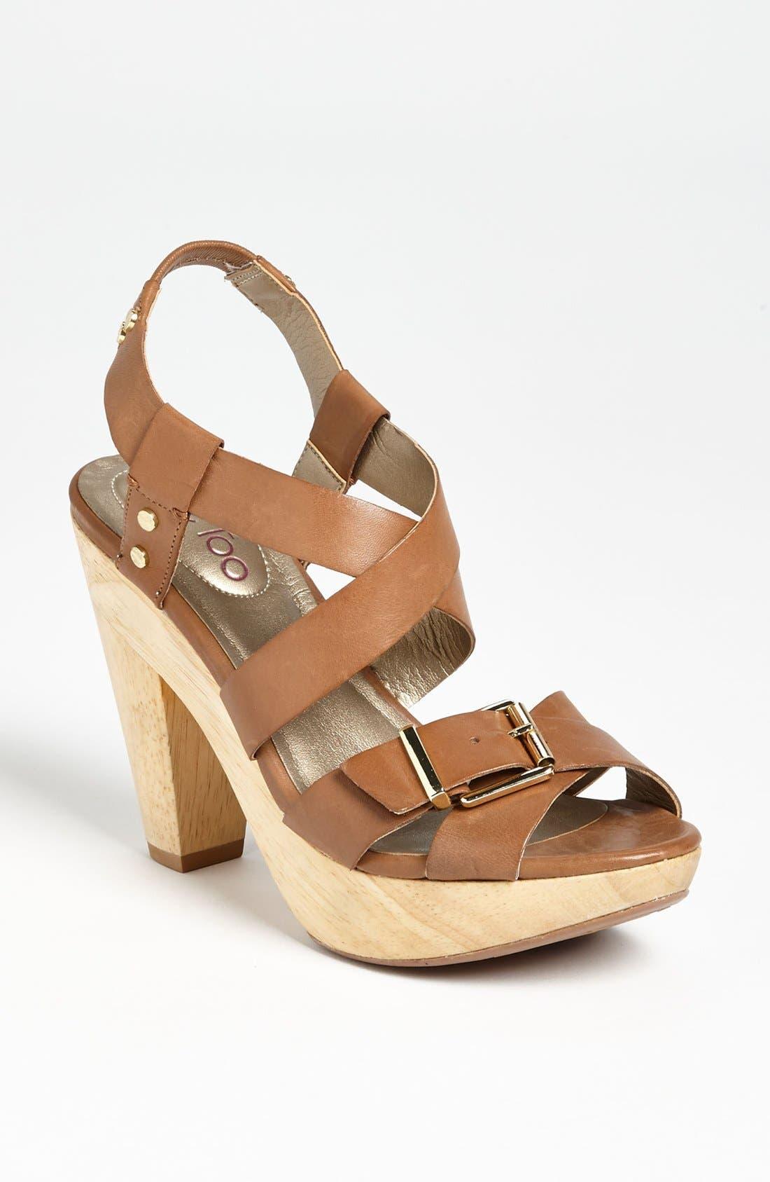 Alternate Image 1 Selected - Me Too 'Ebony' Sandal