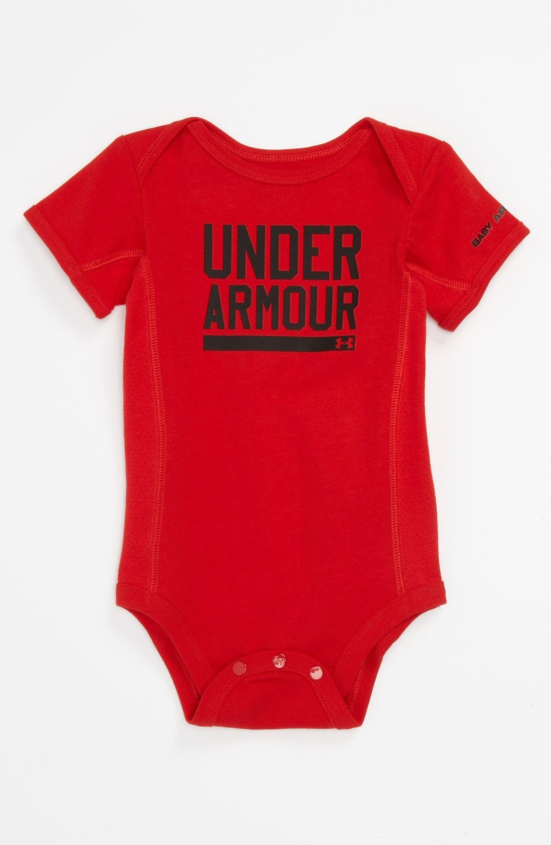 Main Image - Under Armour Bodysuit (Baby)