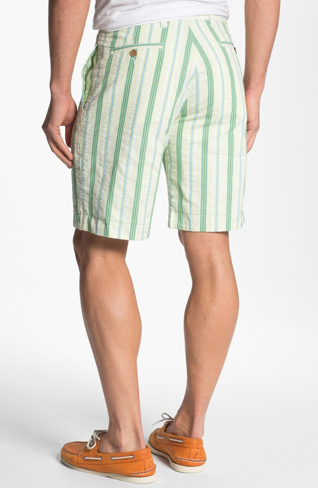 Alternate Image 3  - Vintage 1946 Reversible Relaxed Fit Shorts