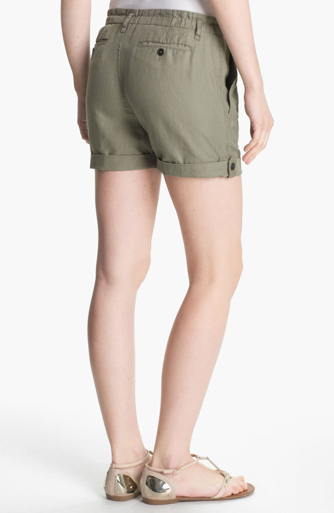 Alternate Image 2  - Two by Vince Camuto Drawstring Waist Shorts
