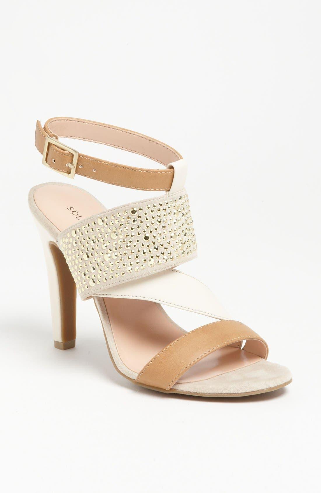 Alternate Image 1 Selected - Sole Society 'Savannah' Sandal