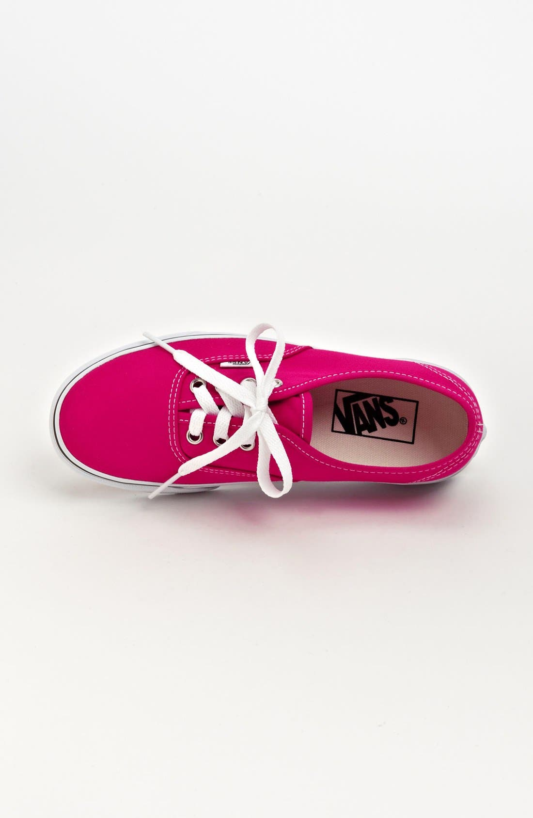 Alternate Image 3  - Vans 'Authentic' Sneaker (Women)