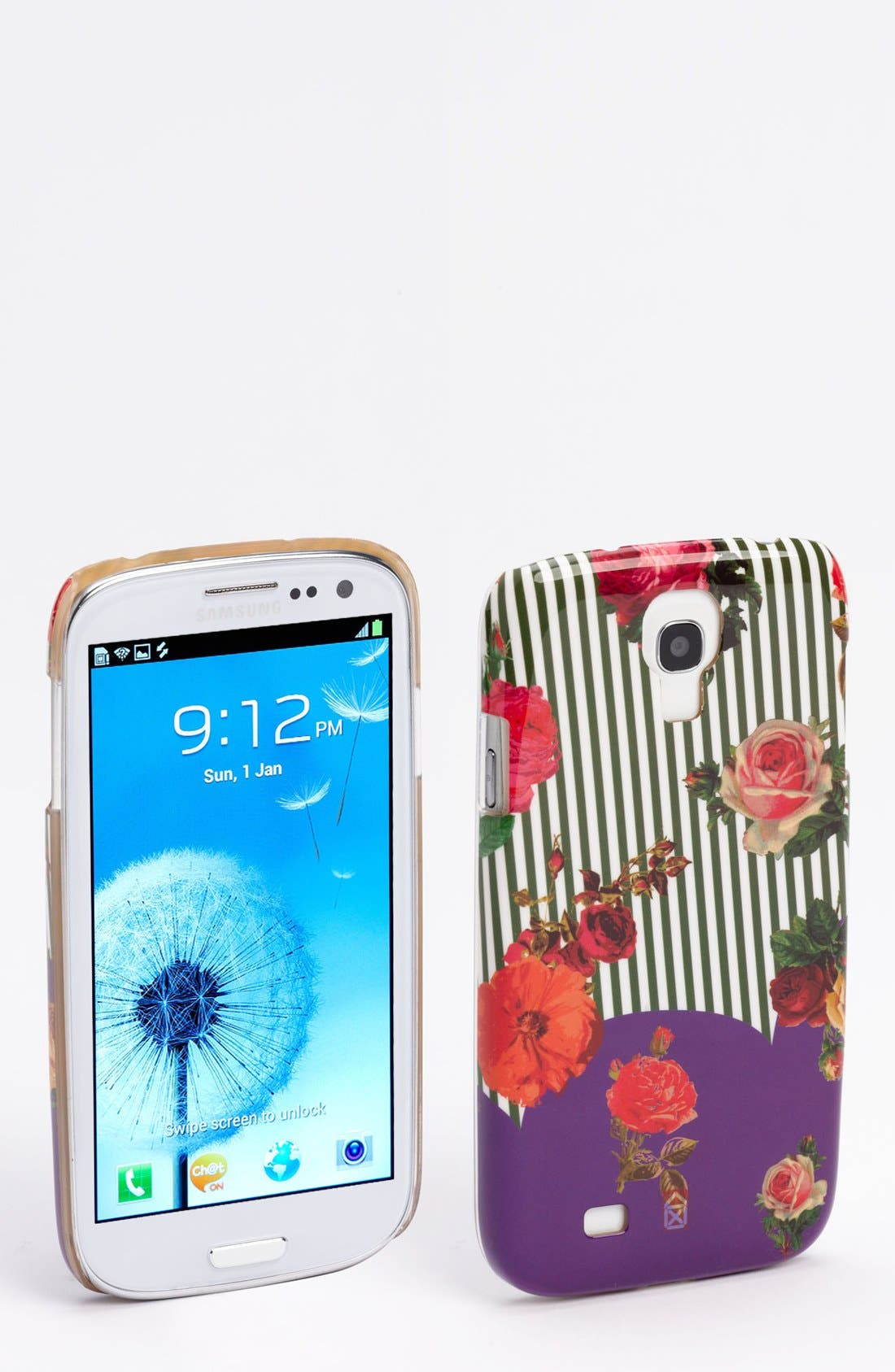 Main Image - Case Scenario 'Flowers' Samsung Galaxy S® 4 Case