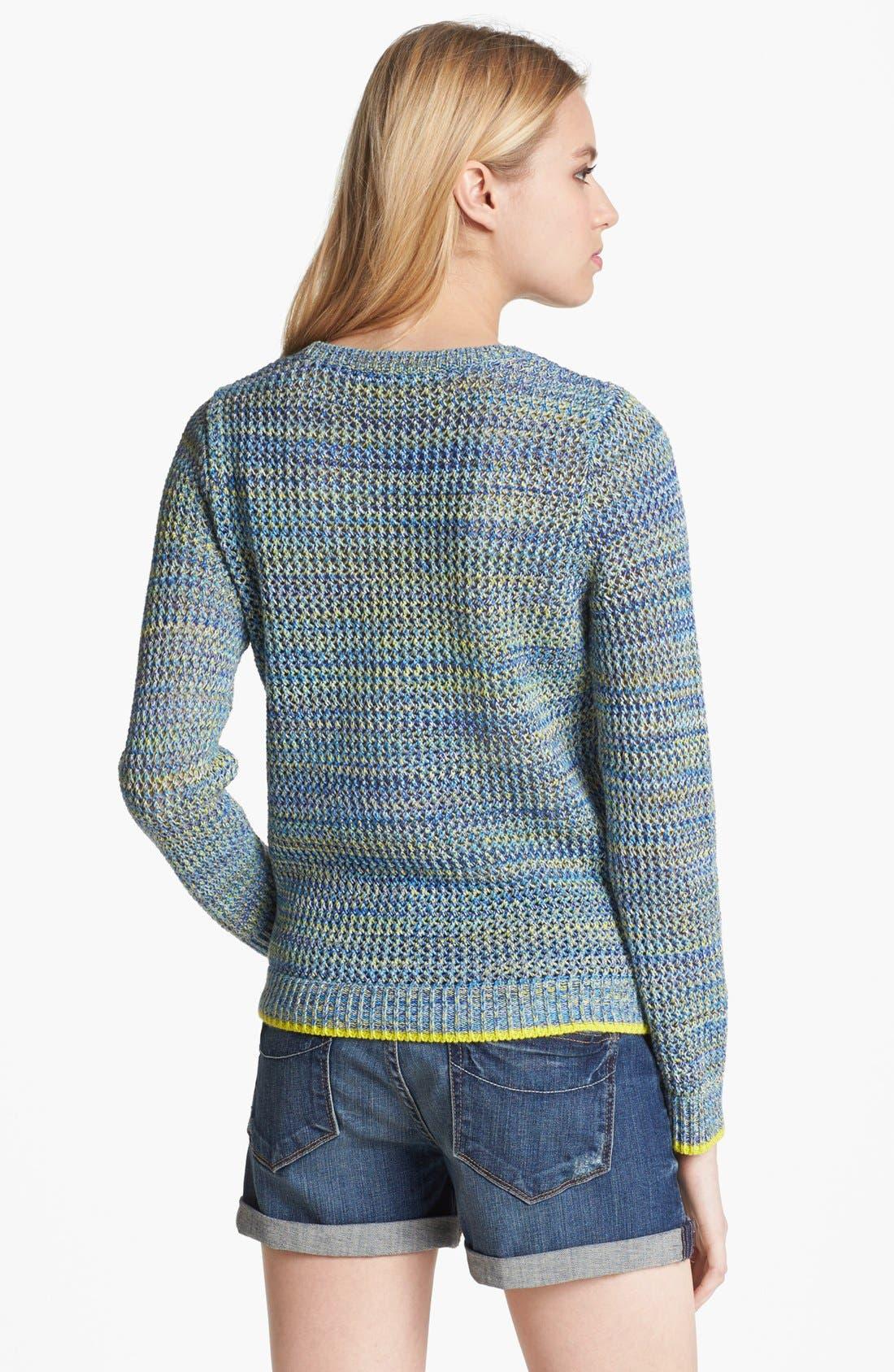 Alternate Image 2  - Joie 'Carlee' Cotton Sweater