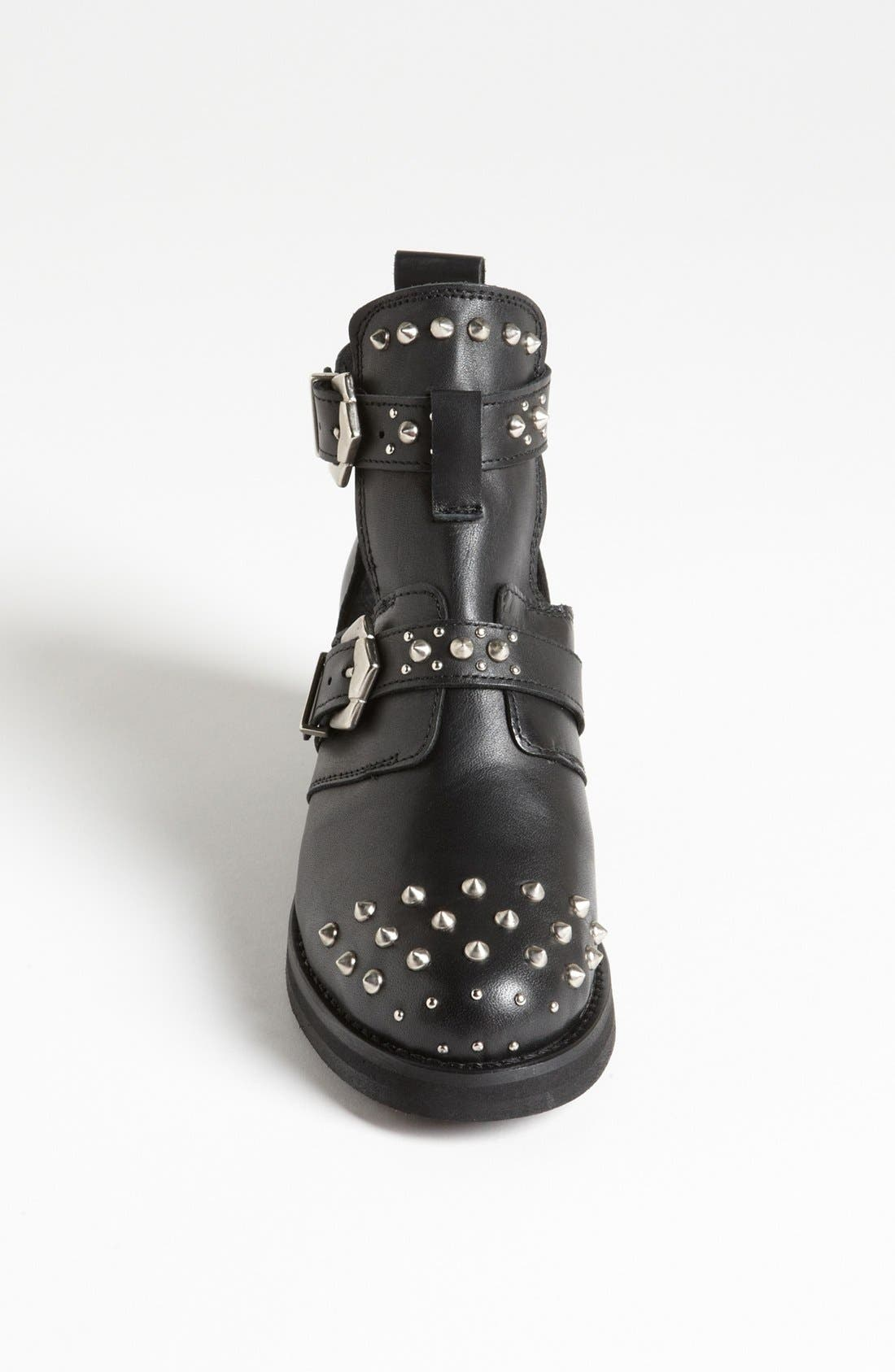 Alternate Image 3  - Topshop 'Arabel' Studded Cutout Boot
