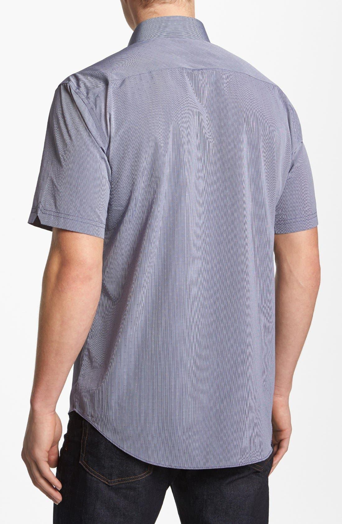 Alternate Image 2  - Zachary Prell 'Constantino' Short Sleeve Sport Shirt