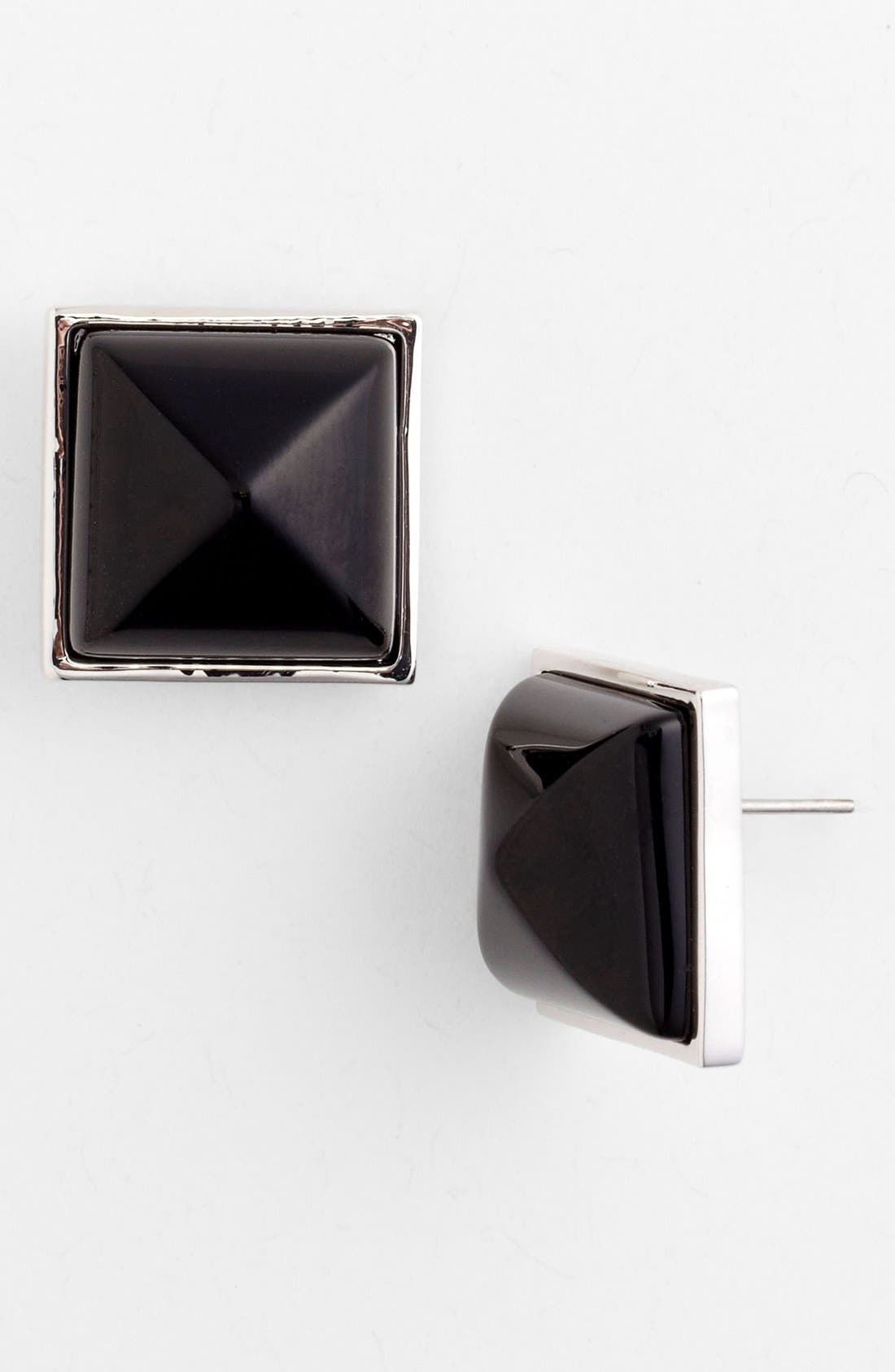 Alternate Image 1 Selected - Vince Camuto Pyramid Stud Earrings (Nordstrom Exclusive)