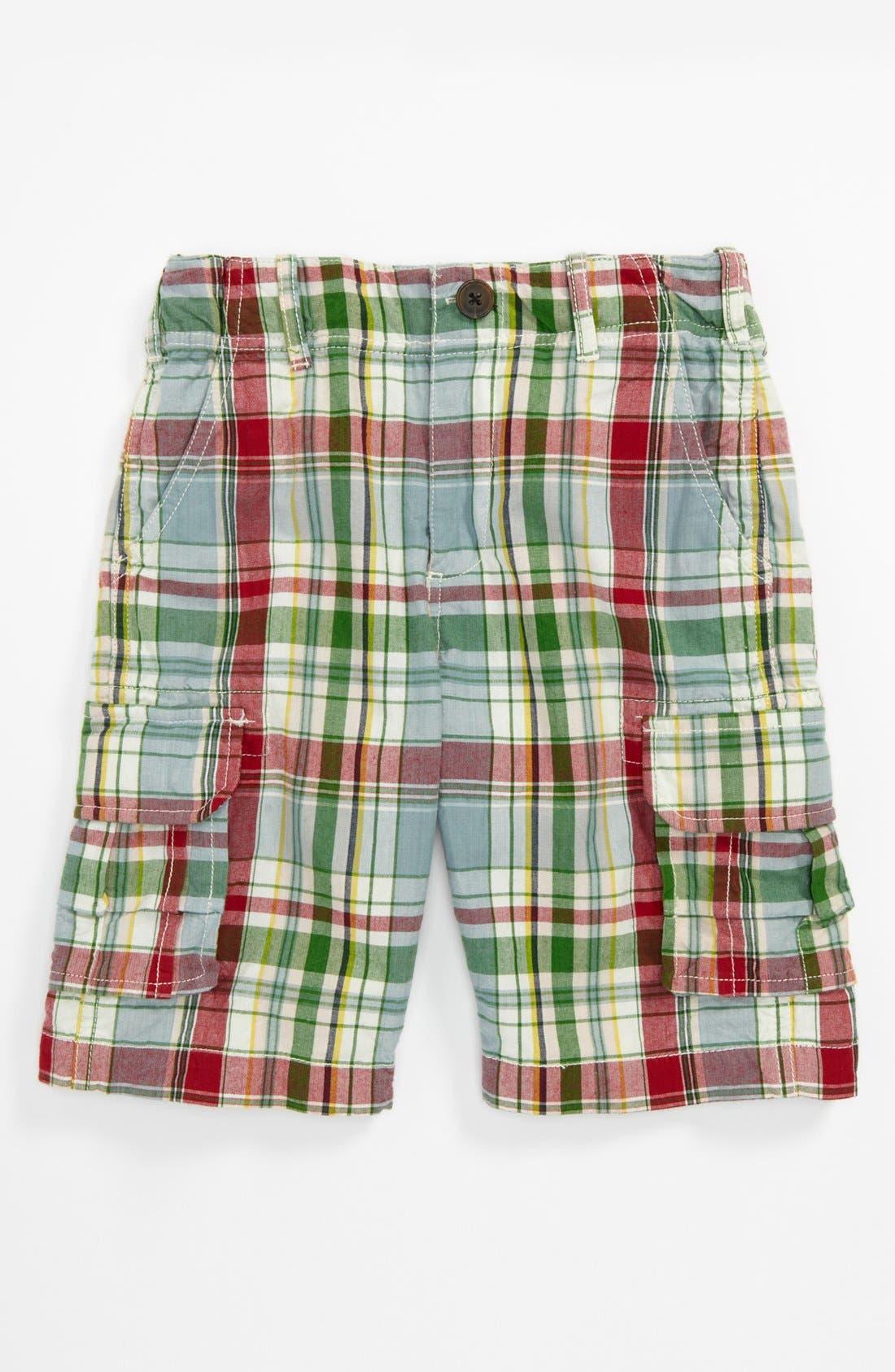Main Image - Peek 'Lowell' Trail Shorts (Big Boys)