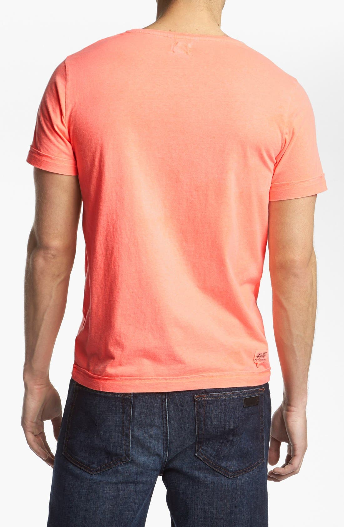 Alternate Image 2  - 55DSL 'Tremble' T-Shirt