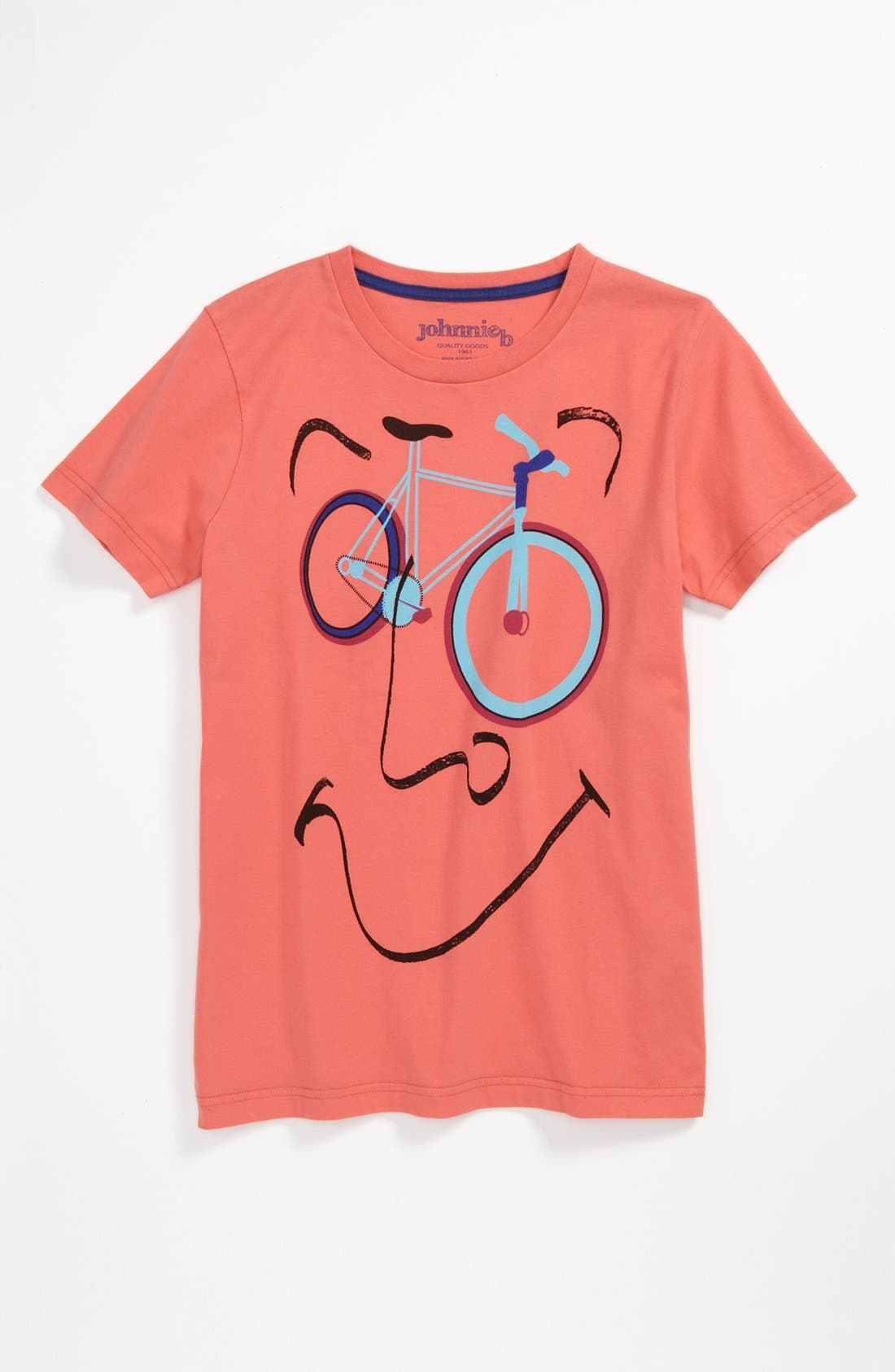 Main Image - Johnnie B by Boden Graphic T-Shirt (Big Boys)