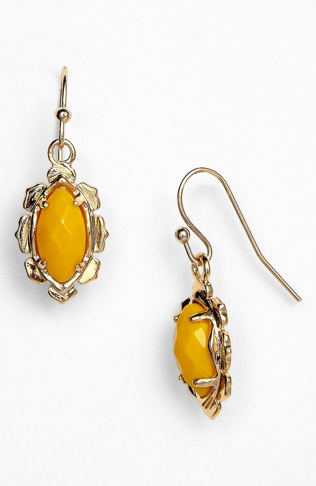 Main Image - Kendra Scott 'Zia' Drop Earrings (Nordstrom Exclusive)
