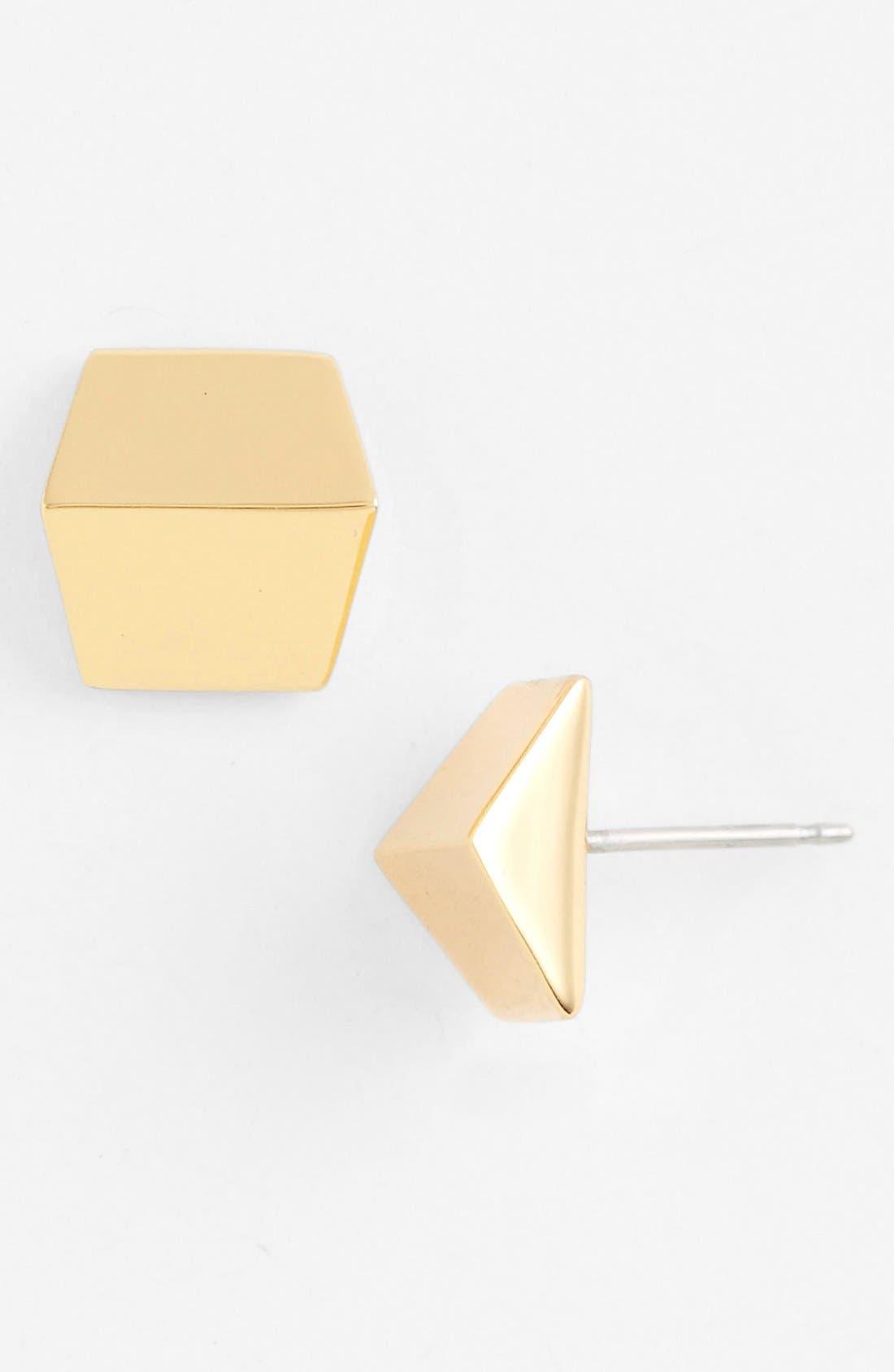 Main Image - Vince Camuto Geometric Stud Earrings (Nordstrom Exclusive)