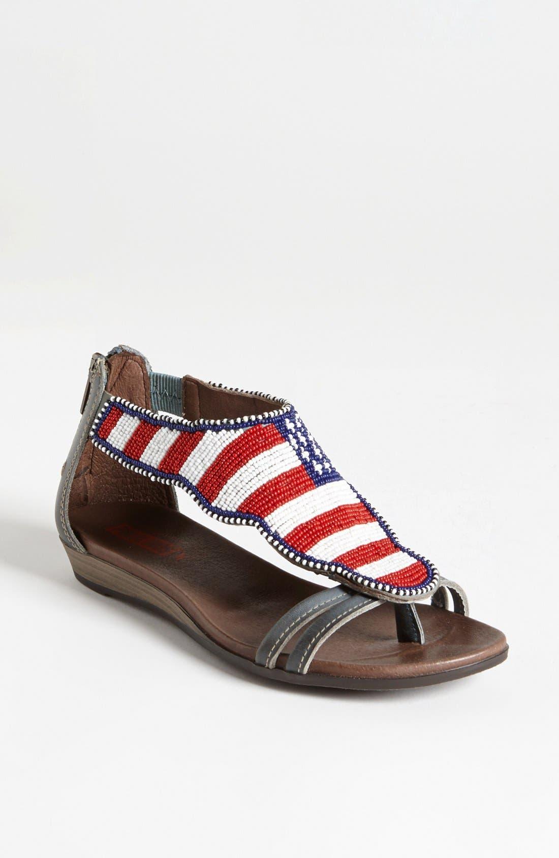 Alternate Image 1 Selected - PIKOLINOS 'Alcudia Maasai - USA' Sandal
