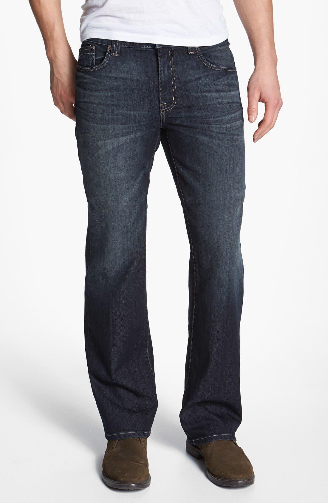 Main Image - Fidelity Denim 'Camino' Relaxed Leg Jeans (Trigger Marx)