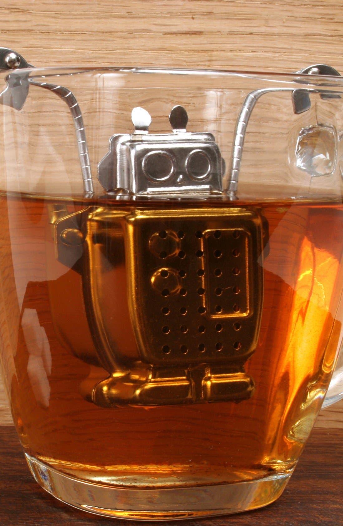 Alternate Image 4  - Kikkerland Design Robot Tea Infuser
