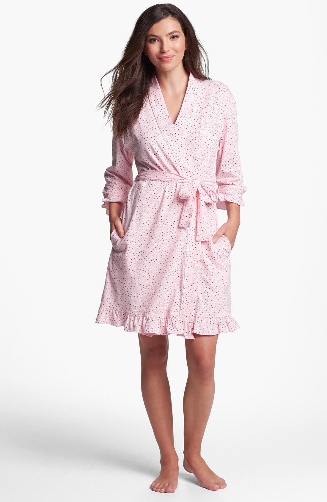 Alternate Image 1 Selected - Eileen West 'Evening Reverie' Short Robe