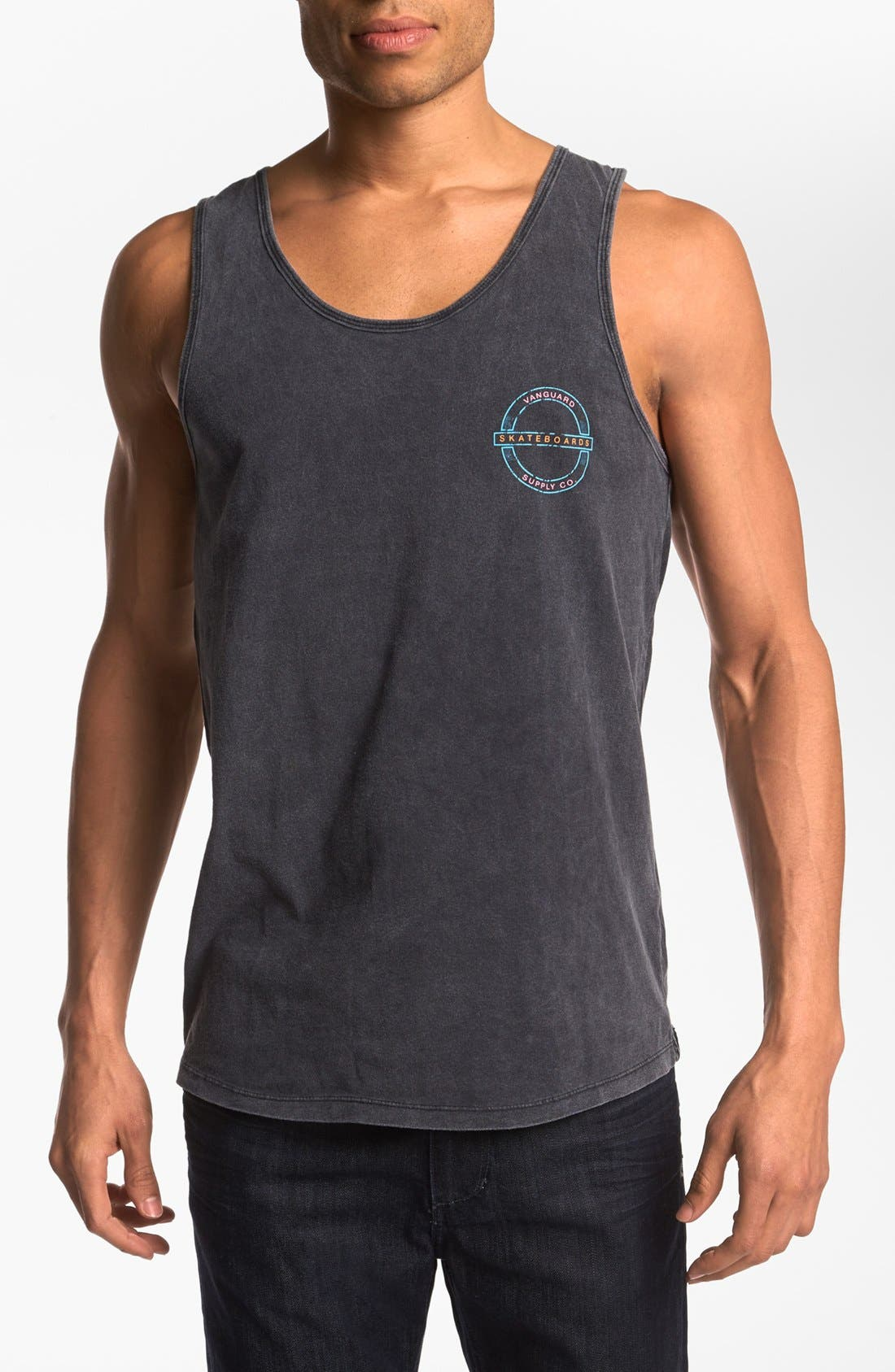 Main Image - Vanguard 'Skate Supply' Tank Top