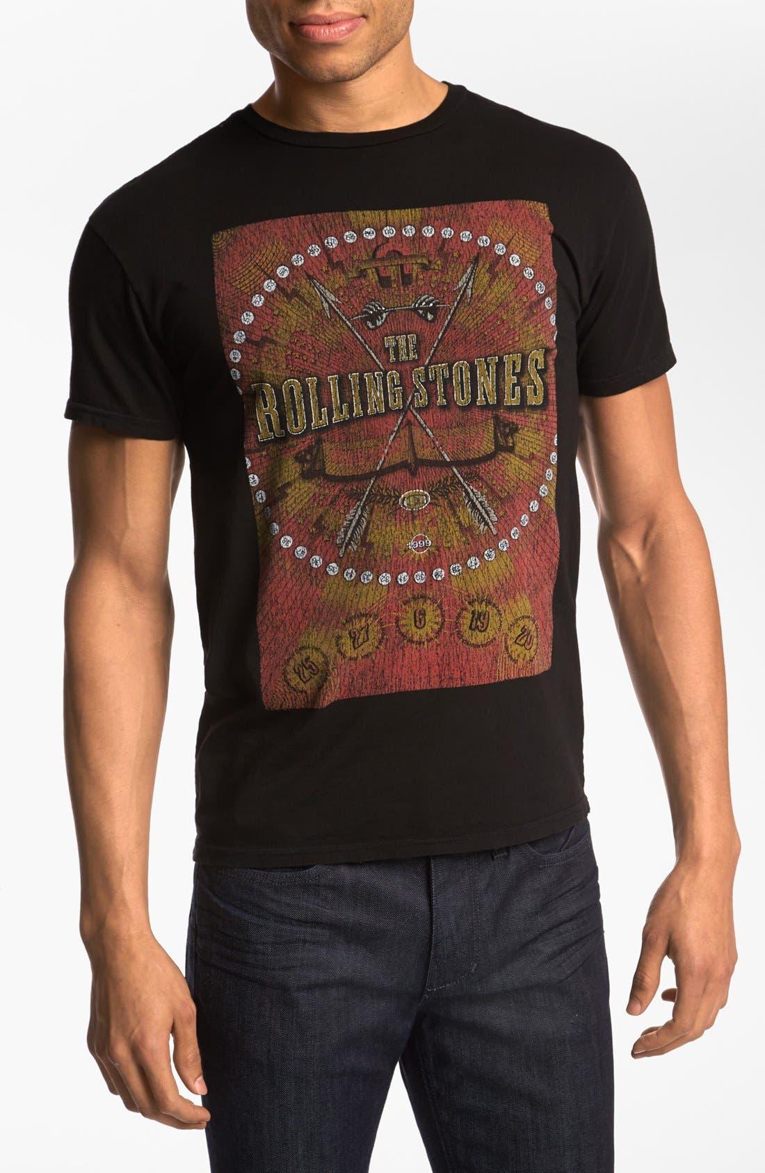 Main Image - Retro Brand 'The Rolling Stones' T-Shirt