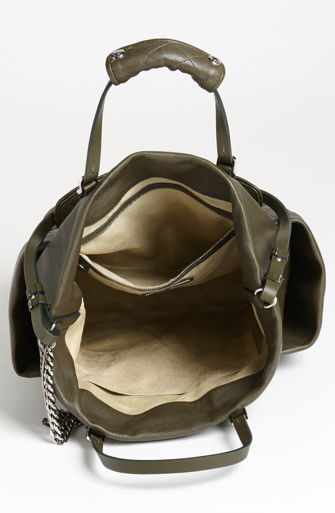 Alternate Image 3  - Jimmy Choo 'Blare' Leather Tote