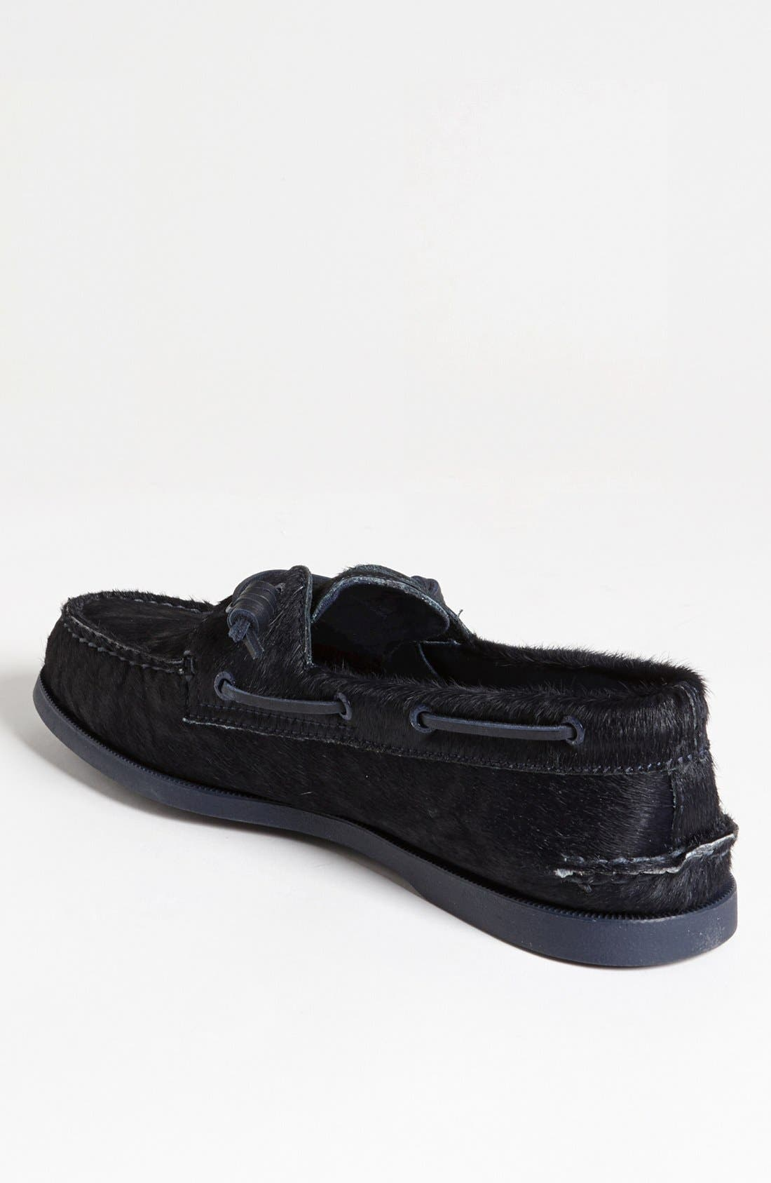 Alternate Image 2  - Sperry Top-Sider® for Jeffrey 'Authentic Original' Calf Hair Boat Shoe