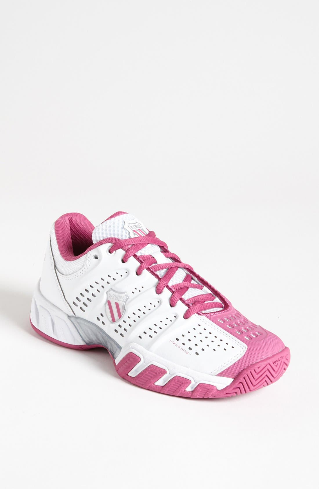 Main Image - K-Swiss 'Big Shot Light' Tennis Shoe (Women)