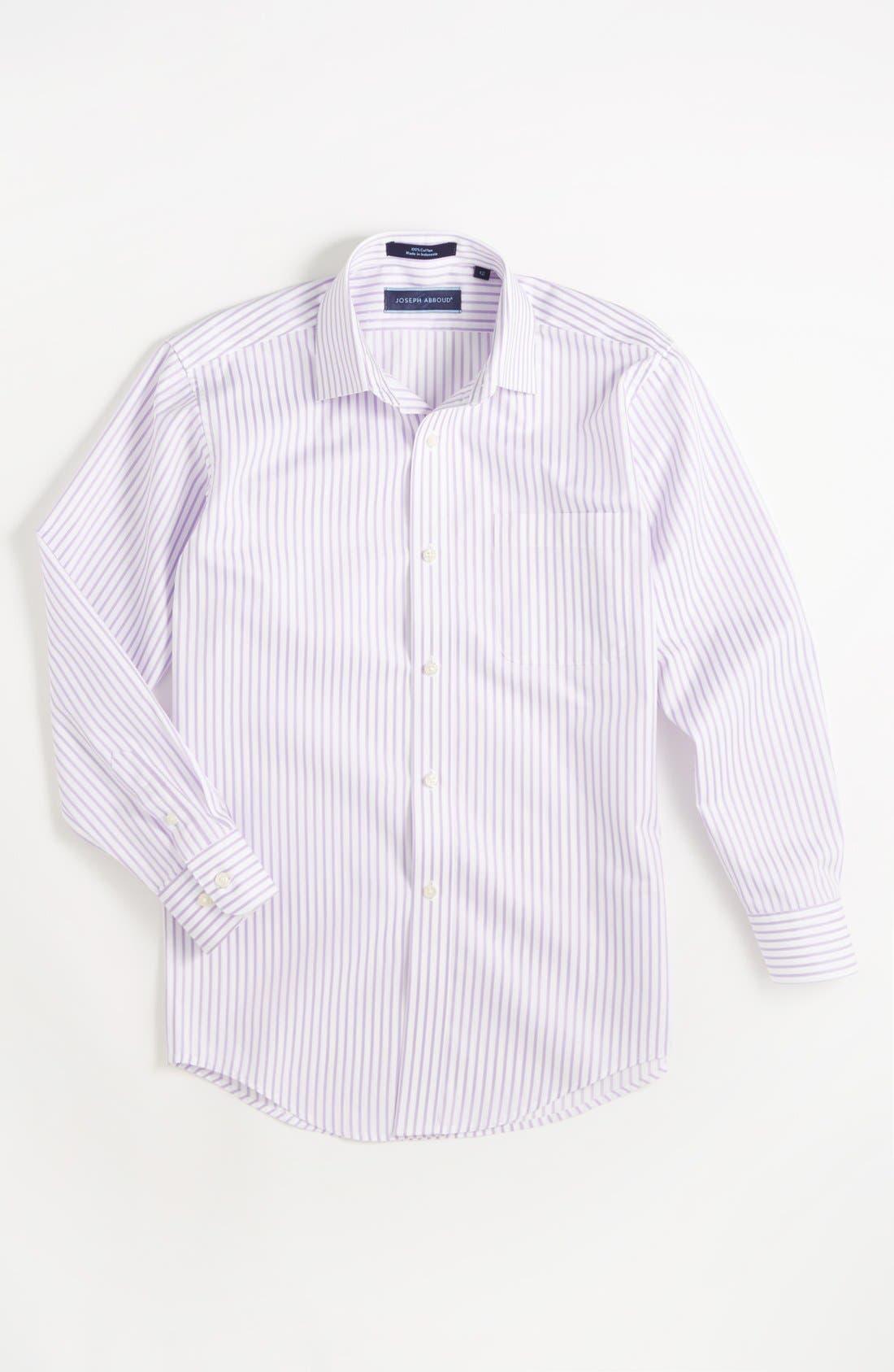 Main Image - Joseph Abboud Dress Shirt (Big Boys)