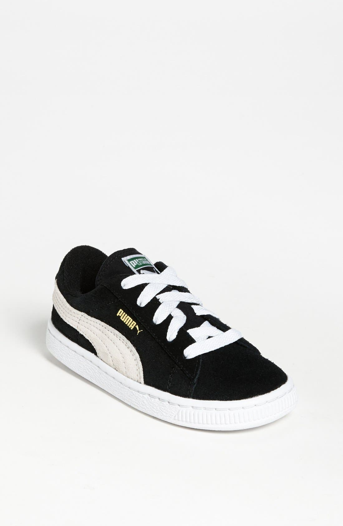 Alternate Image 1 Selected - PUMA Suede Sneaker (Baby, Walker, Toddler, Little Kid & Big Kid)