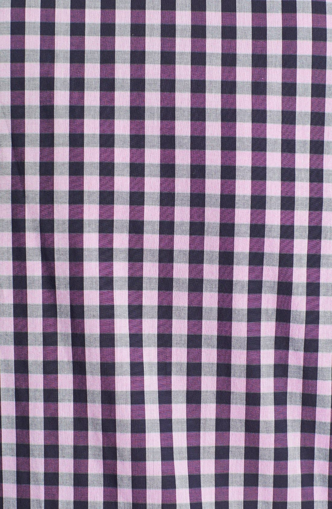 Alternate Image 3  - BOSS HUGO BOSS 'Lorenzo' Regular Fit Sport Shirt