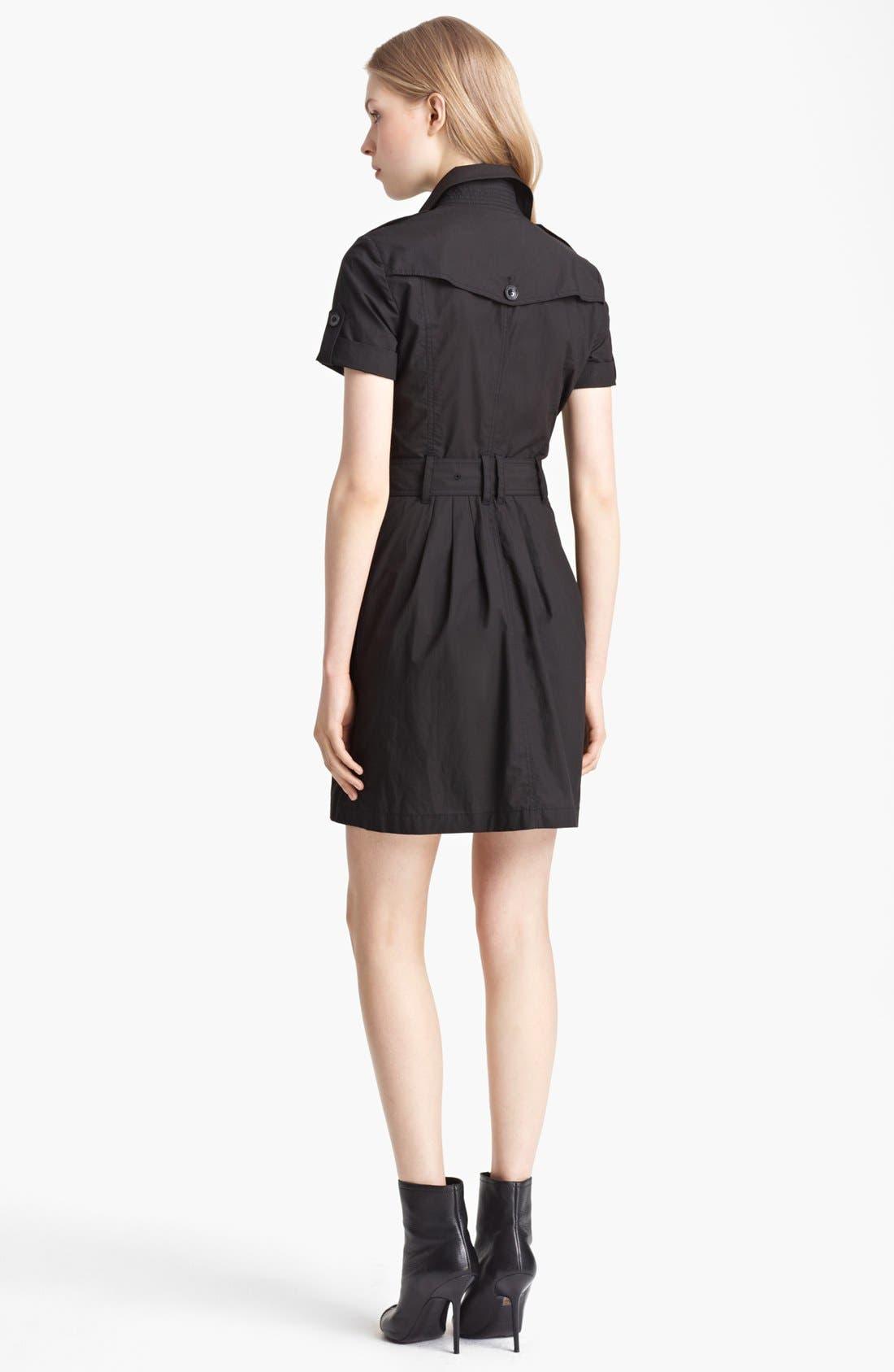 Alternate Image 2  - Burberry Brit 'Larissa' Dress
