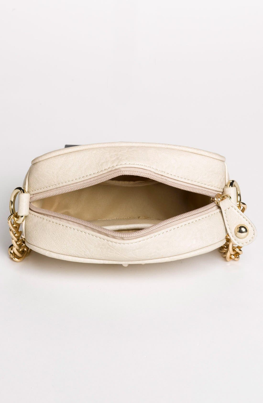 Alternate Image 4  - Emperia 'Small' Studded Crossbody Bag (Juniors)