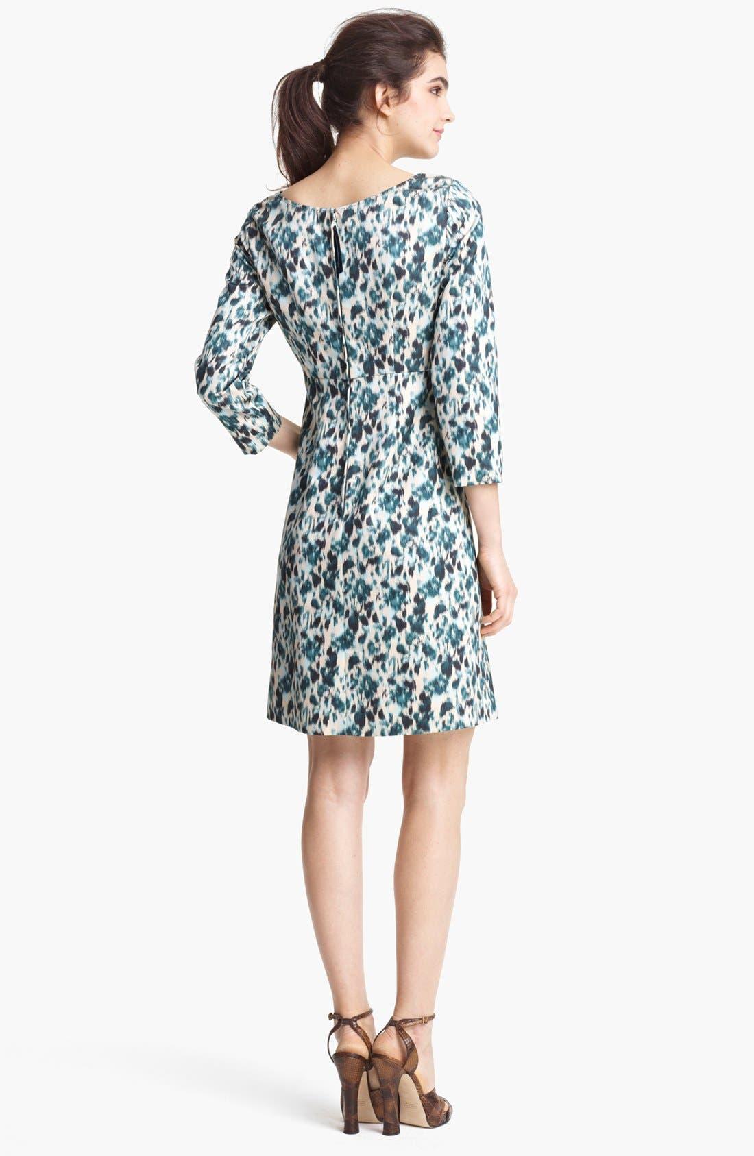 Alternate Image 2  - MARC JACOBS Floral Print Dress