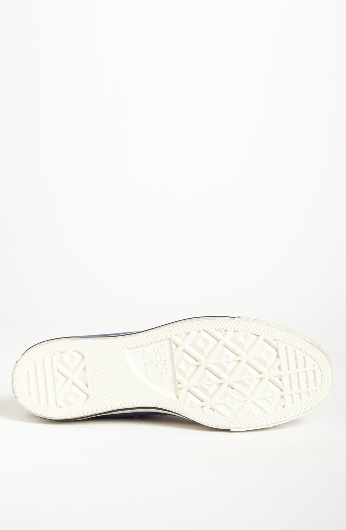 Alternate Image 4  - Converse Chuck Taylor® Low Sneaker (Men)