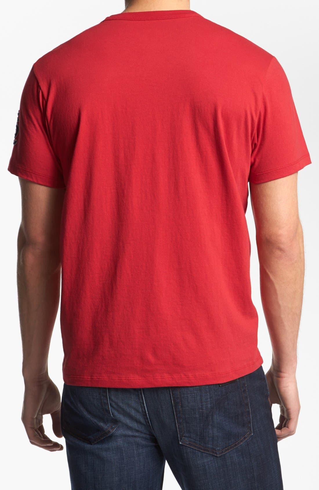 Alternate Image 2  - 47 Brand 'St. Louis Cardinals - Fieldhouse' T-Shirt