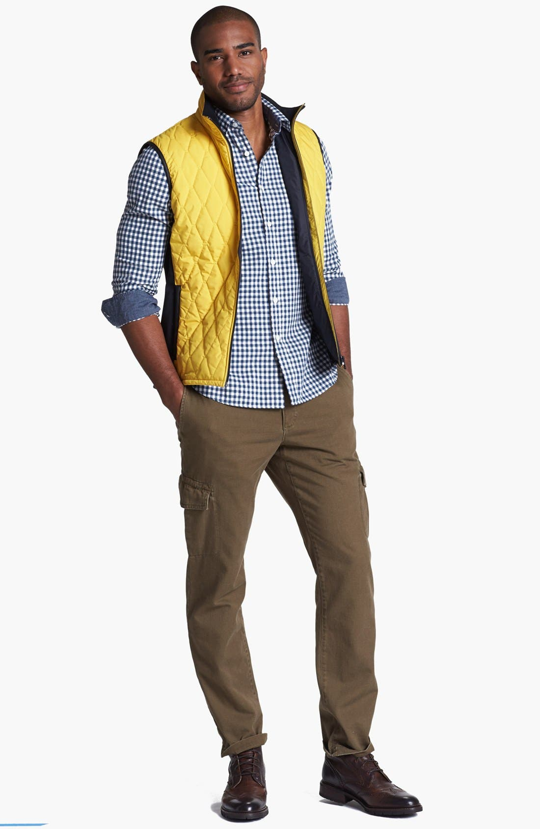 Alternate Image 4  - Victorinox Swiss Army® 'Glares' Quilted Vest (Online Only)