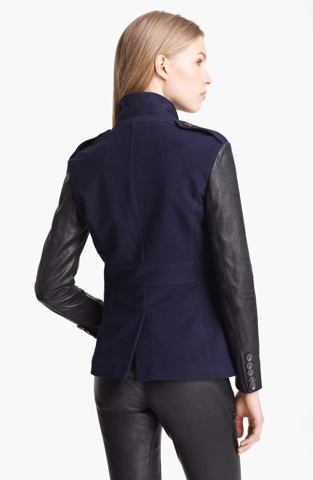 Alternate Image 2  - Burberry Brit 'Wollaton' Jacket