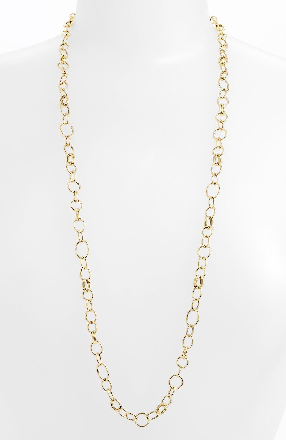 Main Image - Ippolita 18k Gold Long Link Necklace