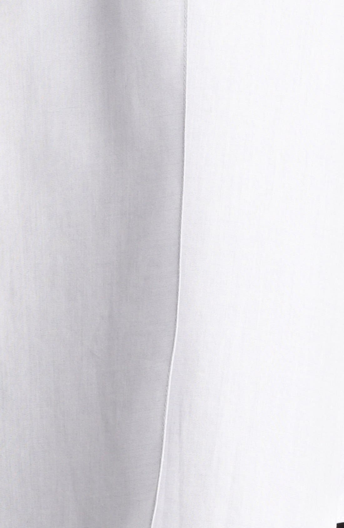 Alternate Image 3  - Thakoon Sleeveless Cotton & Silk Shirt