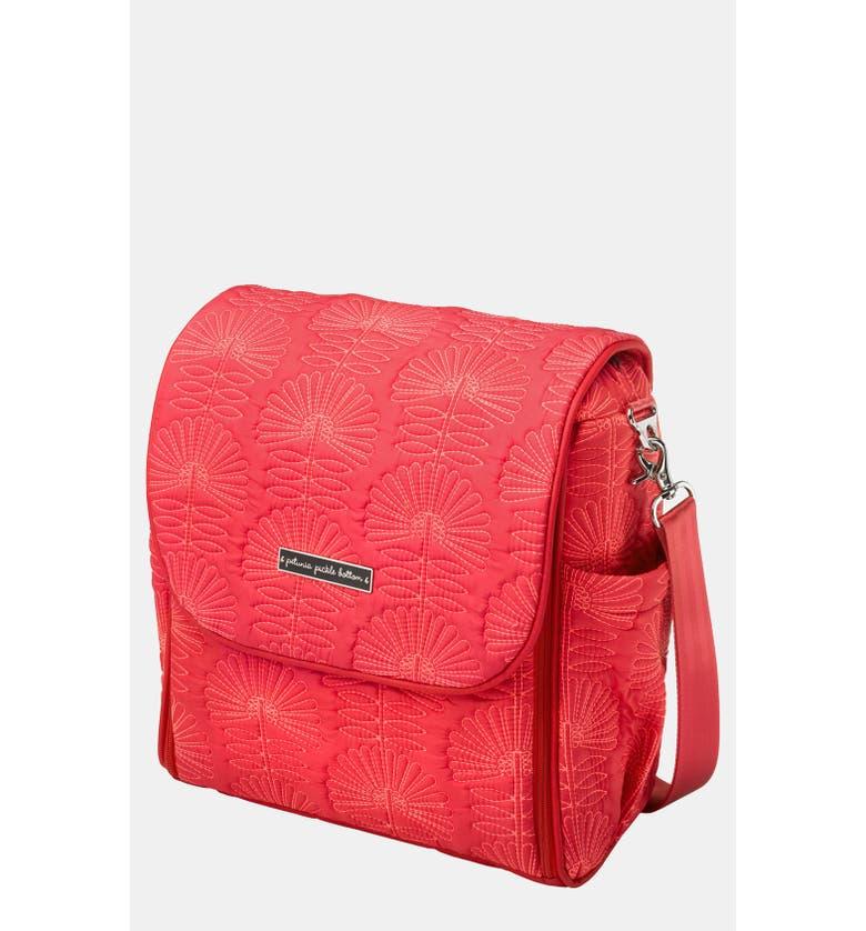petunia pickle bottom 39 embossed boxy 39 backpack diaper bag nordstrom. Black Bedroom Furniture Sets. Home Design Ideas