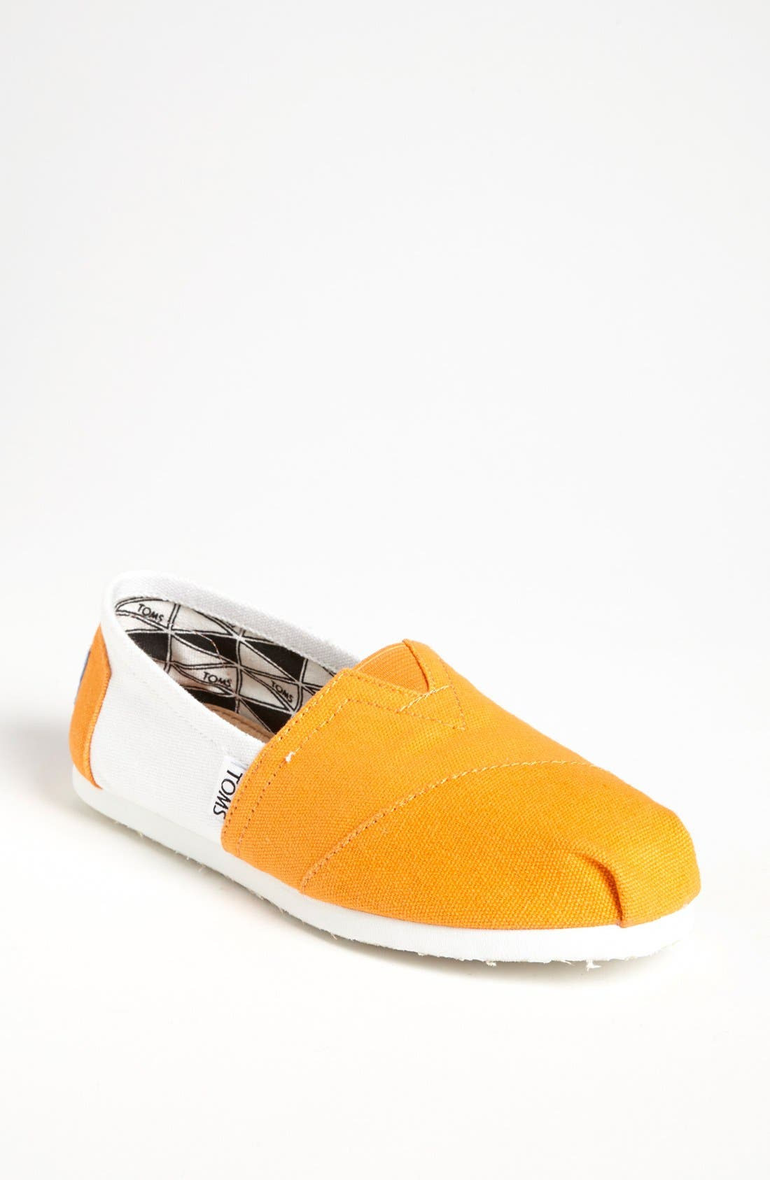 Alternate Image 1 Selected - TOMS 'Campus Classics - U of Tennessee' Slip-On (Women)