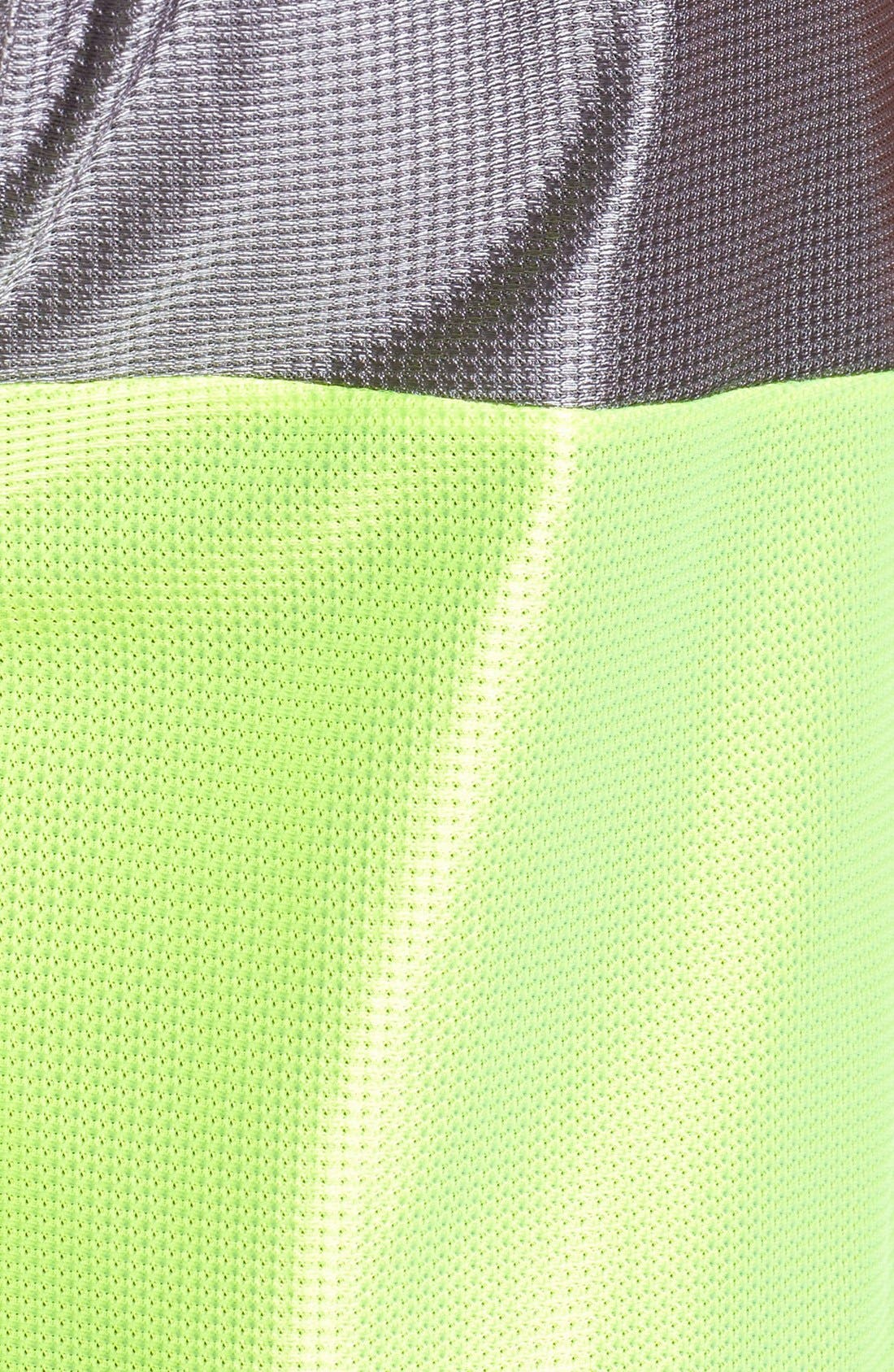 Alternate Image 3  - Nike 'Baller' Mesh Athletic Shorts