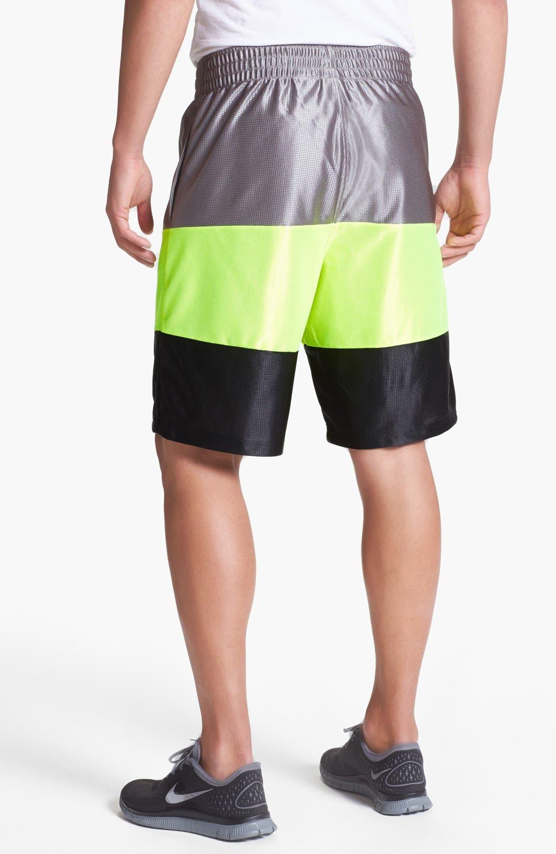 Alternate Image 2  - Nike 'Baller' Mesh Athletic Shorts