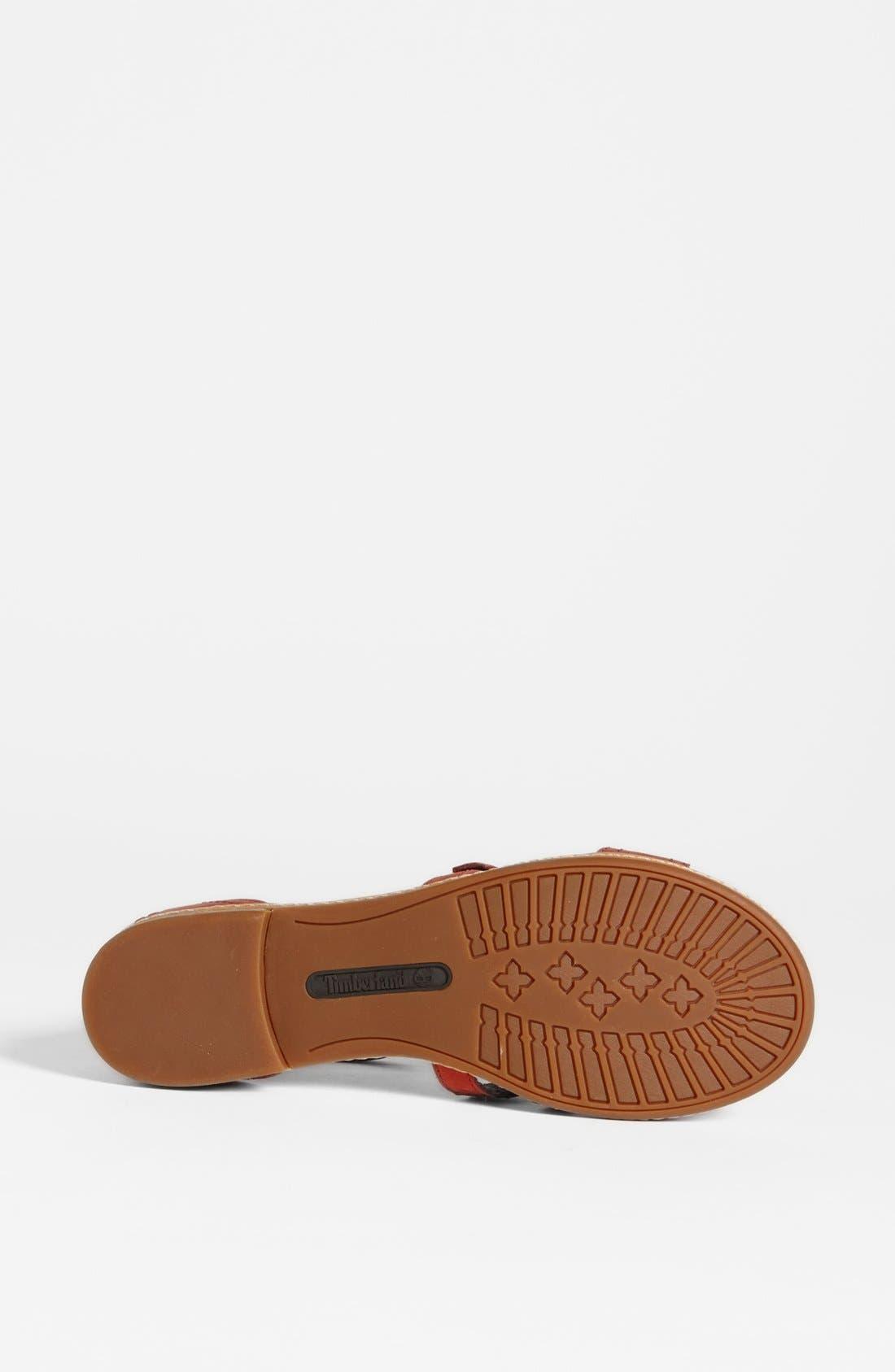 Alternate Image 4  - Timberland Earthkeepers® 'Darien' Sandal